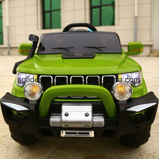 China Rechargeable Children Battery Jeep Car Baby Electric Car ...