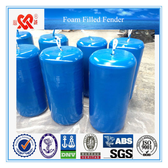 Foam Filled Marine Rubber Fender for Dhip Protection