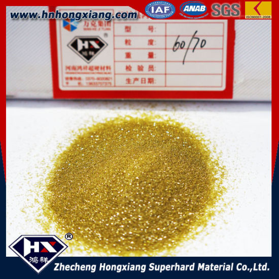 Super Abrasive Synthetic Diamond Powder for Abrasive pictures & photos