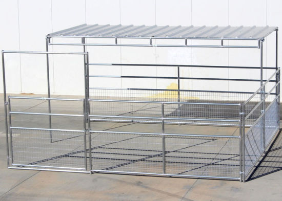 China Welded Wire Mesh Livestock Fence Horse Panels. - China ...