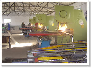 Perforated Metal Mesh Making Machine pictures & photos