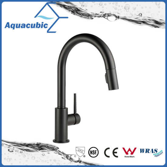 Upc Pull Down Kitchen Touch Faucet (AF8888-5) pictures & photos