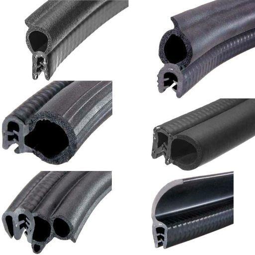 Price Cheap Automotive Weather Strip EPDM Foam Rubber Door Seal