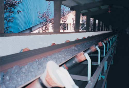 Abrasive Resistant and Energy Saving Conveyor Belt