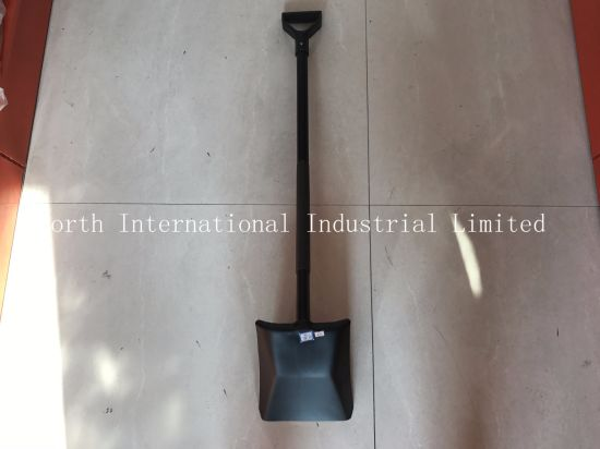 Poland Steel Handle Shovel pictures & photos