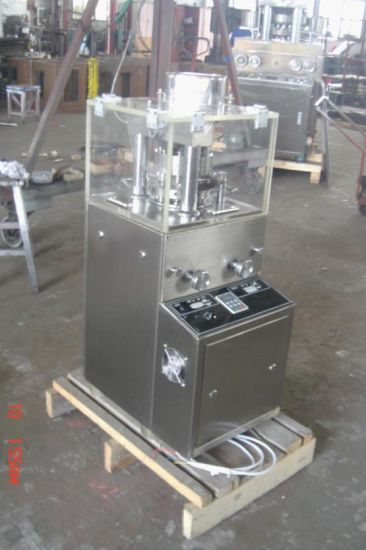 SGS Lab Type Rotary Tablet Press Zp5 / Zp7 / Zp9 pictures & photos