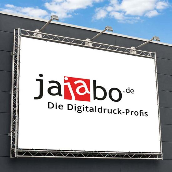 Custom Large Logo PVC Advertising Flex Vinyl Hanging Banner