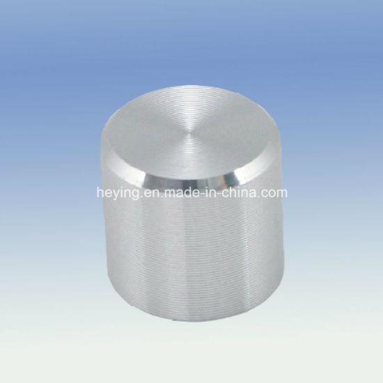 Heying Aluminum Mixer Knob and Button