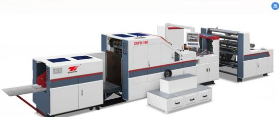 Cy-180 Square Paper Bag Making Machine Features a Continuous Function