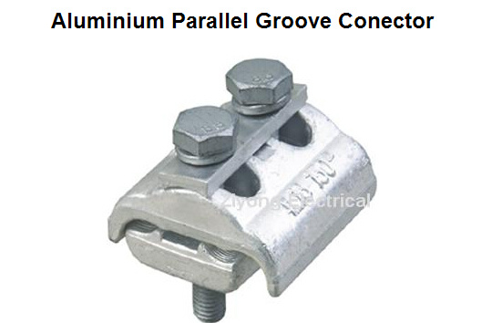 China parallel groove clamp connector wire