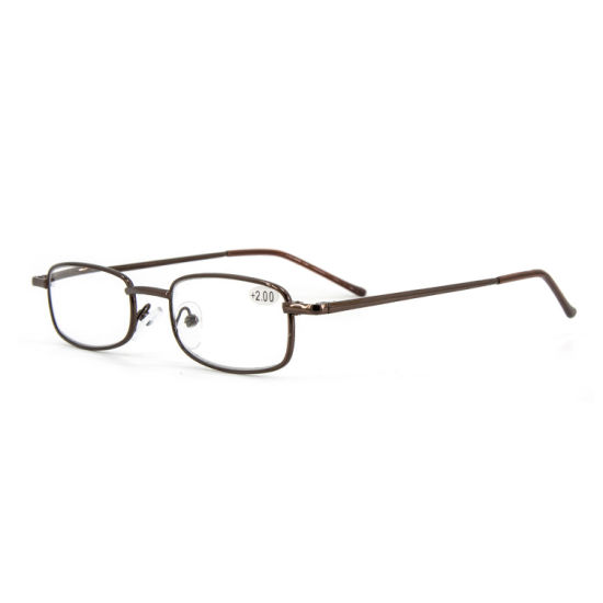 Popular Design High Quality Metal Reading Eyewear Glasses Optical Frame pictures & photos