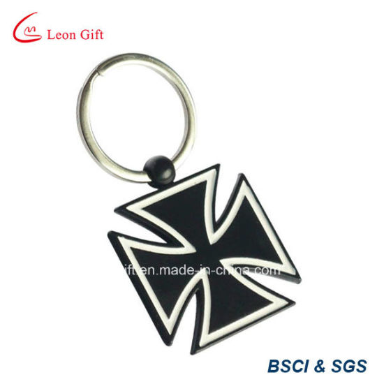 Metal Soft Enamel Key Chain Custom pictures & photos