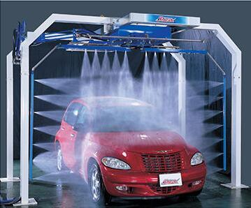 Hot Sale Automatic Touch Free Car Wash Machine Ce High Quality