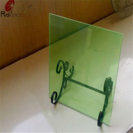 4-6mm Reflective Glass with Bronze Blue Green Grey pictures & photos