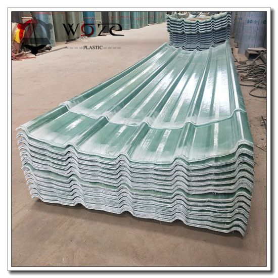 China Anti Uv Corrugated Frp Roof Panel Clear Fiberglass Roofing Sheet Materials China Frp Fiberglass Roofing Sheet Frp Translucent Roofing Sheets