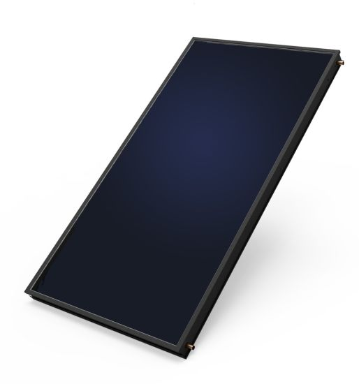 Economical Flat Plate Solar Collector