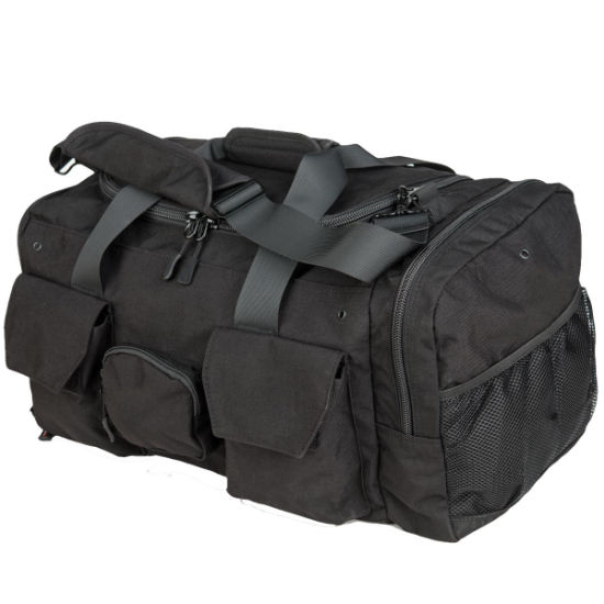 Custom Athletic Duffel Bag Travel Sports With Shoes Compartment