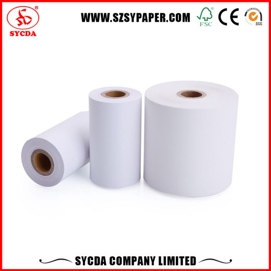 POS/ATM Machine Thermal Paper Roll pictures & photos