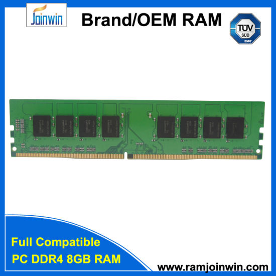 Desktop Non Ecc 288pins 1.2V DDR4 8GB RAM pictures & photos