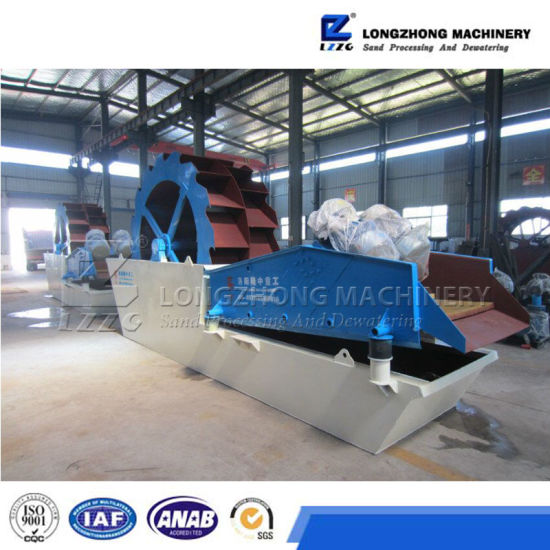 New Product Sand Washer with Dewatering Screen in High Quality pictures & photos