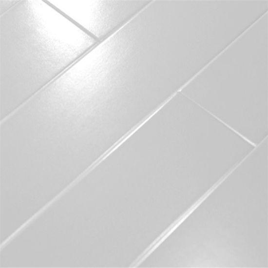 High Gloss Laminate Flooring, White Tile Laminate Flooring