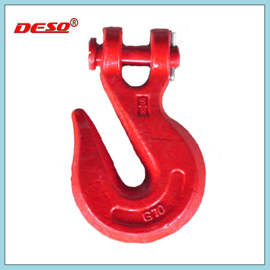 G80 Clevis Shortening Steel Grab Hook pictures & photos
