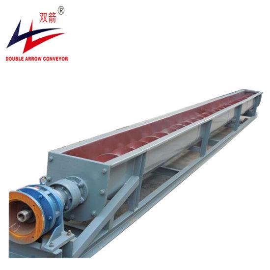 China Promotion Price Coveyor Screw Dragon Conveyor and Large Angle Belt Conveyor, Vertical or Bucket Conveyor