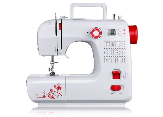 Multi-Function Domestic Overlock Electric Mini Sewing Machine for Household