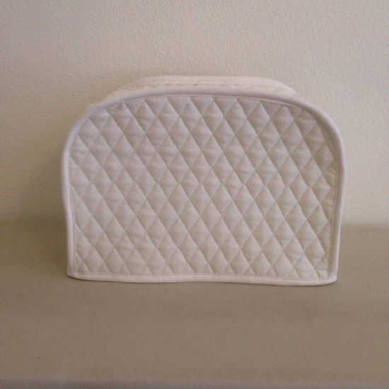 China Cream 2 Slice Toaster Cover Kitchen Small Liance