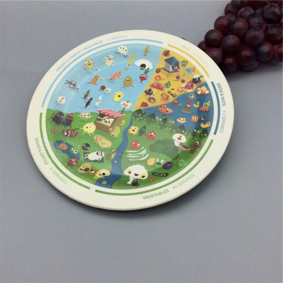Bamboo Fiber Tableware Biodegradable Bamboo Powder Plates Dishes Tray & China Bamboo Fiber Tableware Biodegradable Bamboo Powder Plates ...