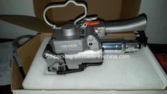 Plastic Strapping Pneumatic Tool Packing Machine pictures & photos