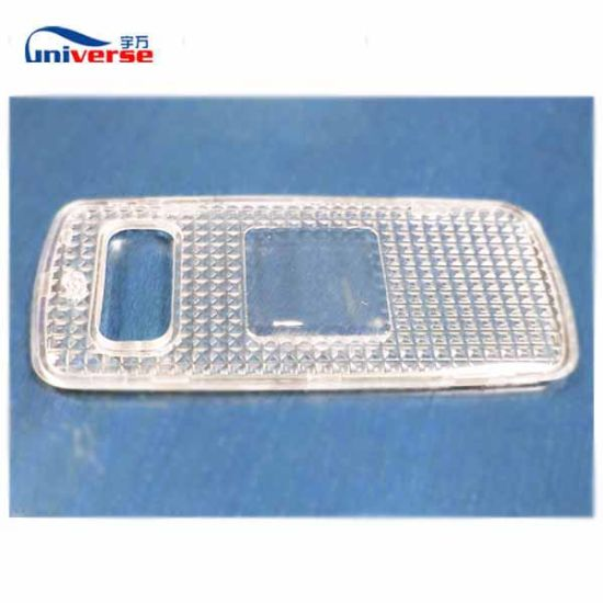 PC Injection Molding Plastic Cover for Lampshade pictures & photos