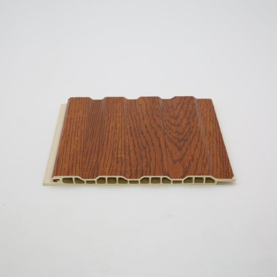 Anti-UV WPC Exterior Boards Wood Plastic Composite Flooring