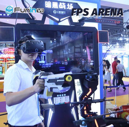 Two Players Beat Saber Vr Game Virtual Reality Dancing Simulator