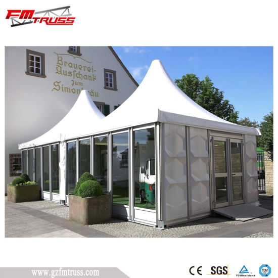 High Quality Event Pagoda Tent 3X3m Flame Retardant pictures & photos