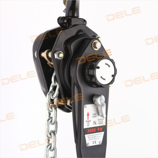 Chain Block Manual Hoist 1 Ton Hoist Lever Hoist pictures & photos