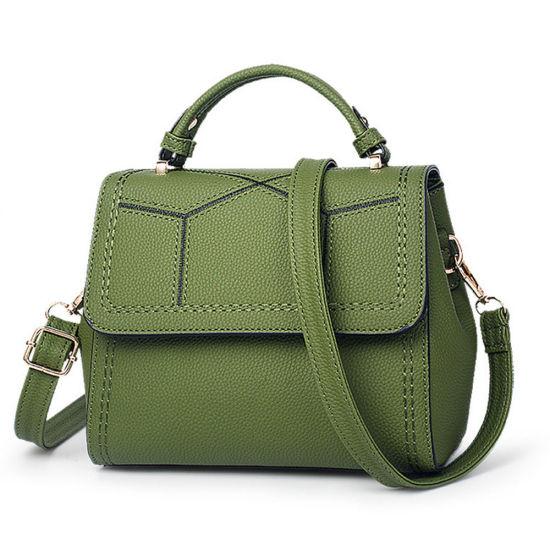 Boutique Fancy Women PU Leather Handbag Lady Clutch Bag Crossbody Bag e3718b23837fa
