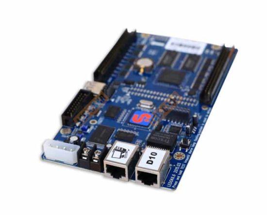 Huidu P3 P4 P5 P6 P 8 P10 RGB Video Moving Signs Controller Card HD-D10