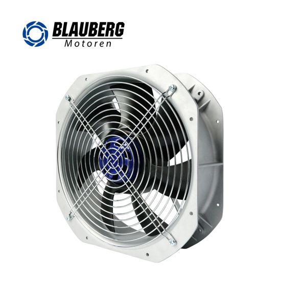 310V 250mm Single Phase Backward Curved Centrifugal Fan Blades Blower