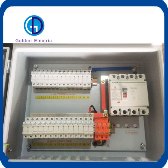 IP65 Waterproof Solar Combiner Box for Solar Module System Protection Junction Box Photovoltaic Combiner Box