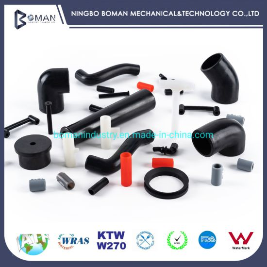NBR/Silicone/EPDM Rubber Product Molded Rubber Parts