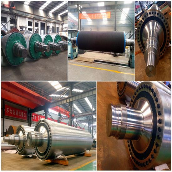 Paper Machine Suction Roll / Vacuum Press Roll / Rubber Press Roll / Jumbo Blind Roll / Couch Roll / Guide Roll / Breast Roll / Touch Roll / Pick up Roll