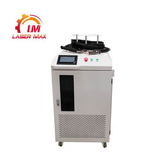 Raycus 1000W Fiber Laser Cleaning Machine for Metal