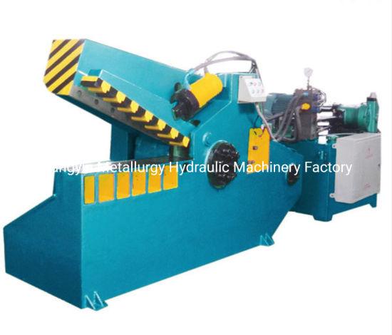 Q43-250 Hydraulic Aluminum Pipe Steel Tube Cutting Machine