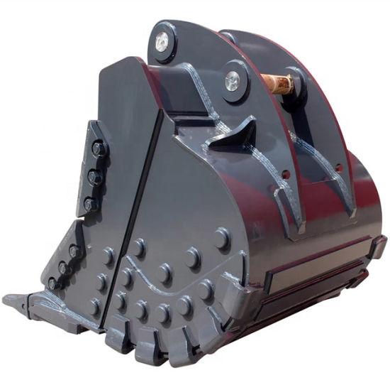 Customized Heavy Mining Bucket Accessories China Cheap Price Rock Bucket