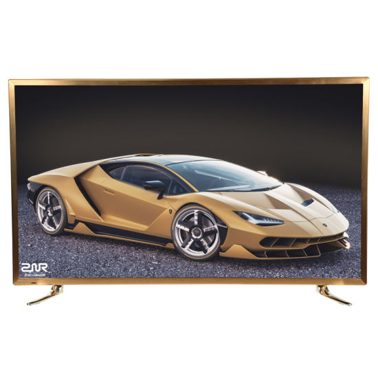 """Big Size 65"""" Smart 4K and UHD LED TV with WiFi Function and Android System That Can Play Youtube and Netflix for House and Hotel,4K LED TV,Television Low Price"""