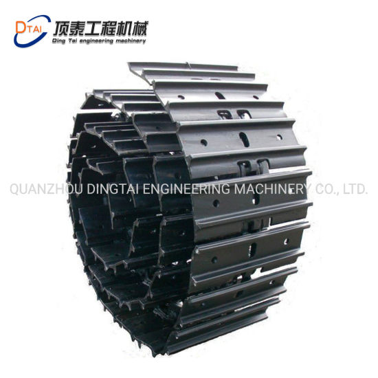 Excavator Undercarriage Parts Track Link Shoe Sk100 Sk120 Sk200 Sk220 Sk300