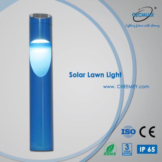 Remote Control LED Solar Garden Light for Projects 3 Years Warranty