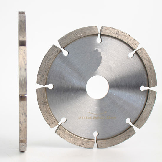 Diamond Segmented Cutting Tools for Marble and Granite Processing