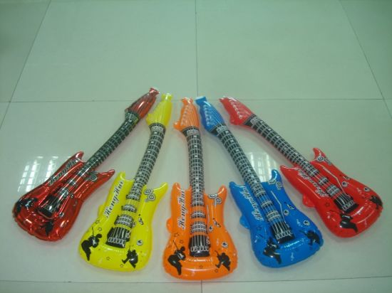 Popular Inflatable Guitar Musical Toys